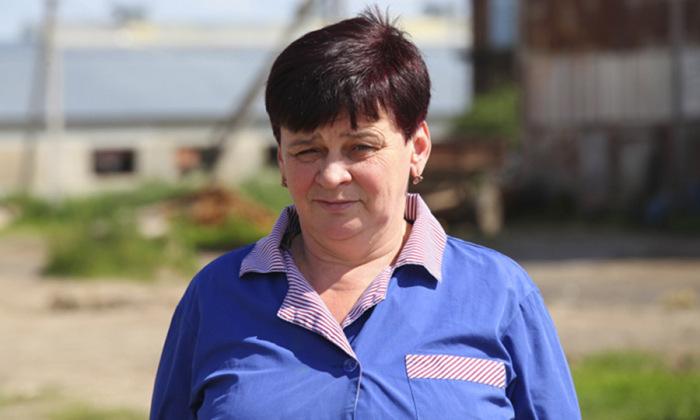 Нина Брусникова. / Фото: www.krassever.ru