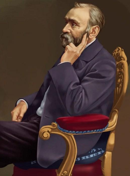 Альфред Нобель. / Фото: www.yandex.net