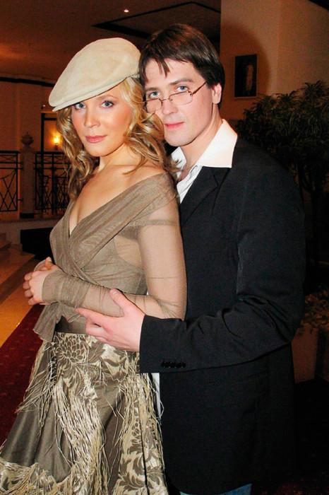 Мария Куликова и Денис Матросов. / Фото: www.mycdn.me