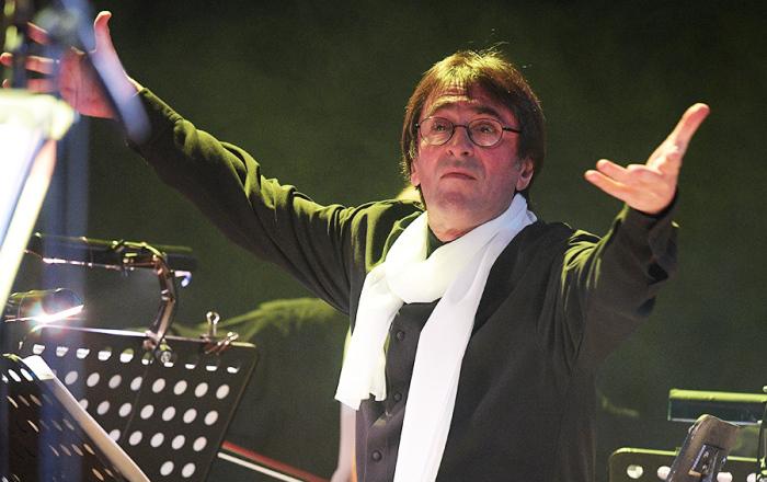 Юрий Башмет. / Фото: www.hr-tv.ru