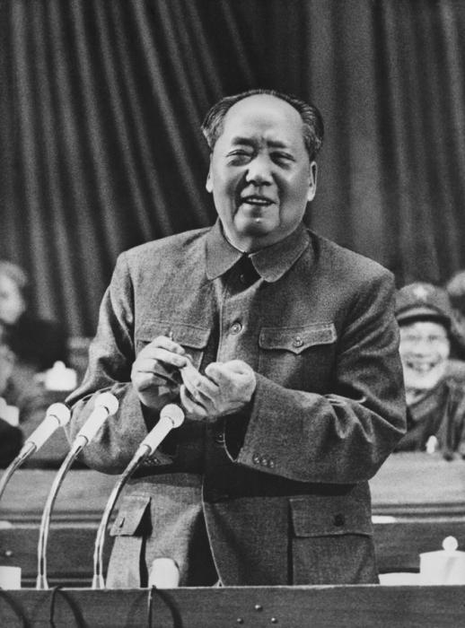 Мао Цзэдун. / Фото: www.regnum.ru