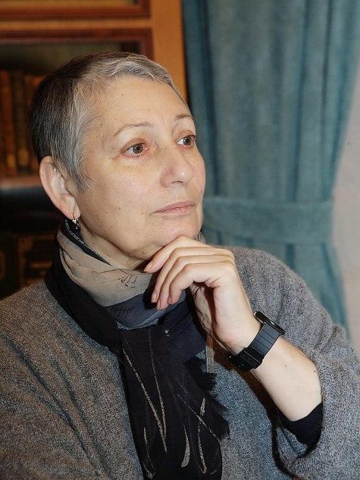 Людмила Улицкая. / Фото: www.metamn.io