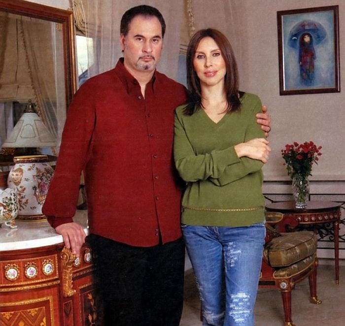 Ирина и Валерий Меладзе. / Фото: www.hochu.ua