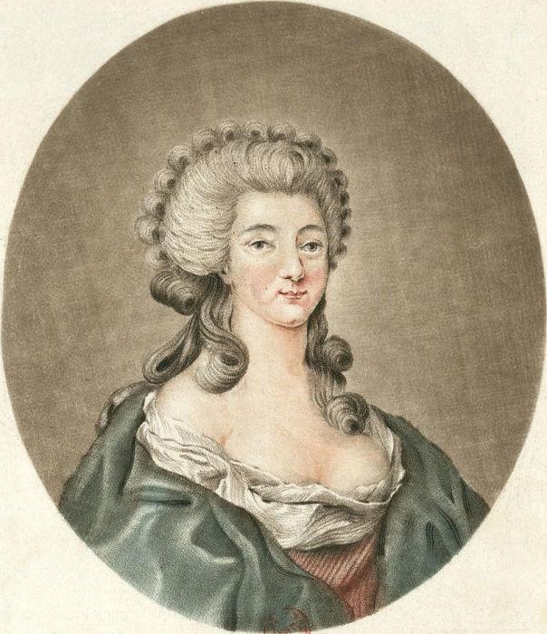 Графиня де Ламотт. / Фото: www.hohotu.ru