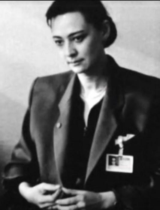 Ирина Хакамада в молодости. / Фото: www.yandex.net