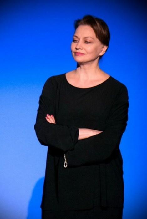 Инесса Перелыгина. / Фото: www.l-t.spb.ru