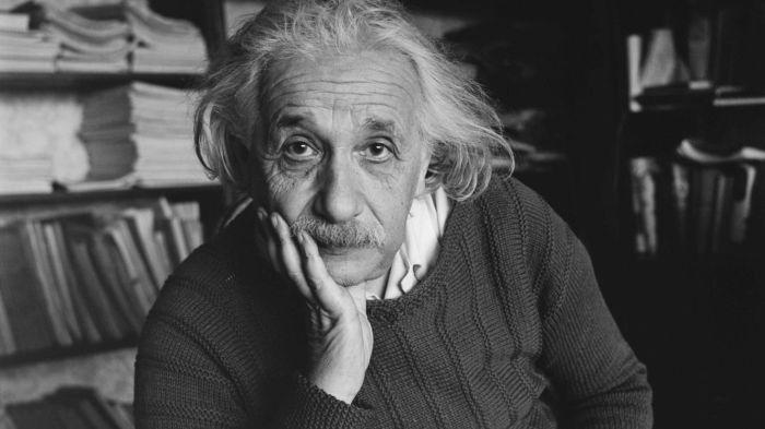 Альберт Эйнштейн. / Фото: www.arhivurokov.ru