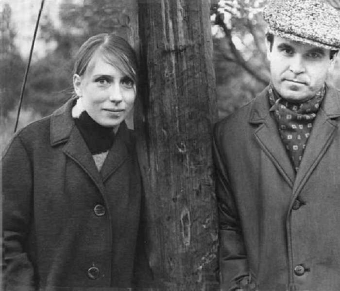 Инна Чурикова и Глеб Панфилов. / Фото: www.sensum-club.pro
