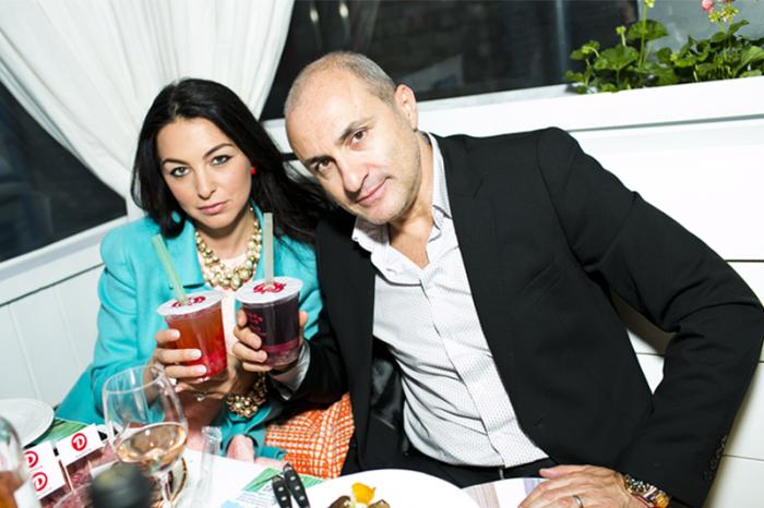 Михаил и Лиана Турецкие. / Фото: www.teafunnycafe.com