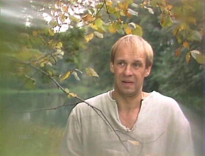 Александр Феклистов, кадр из фильма-спектакля «Театр И.С. Тургенева». / Фото: www.kino-teatr.ru