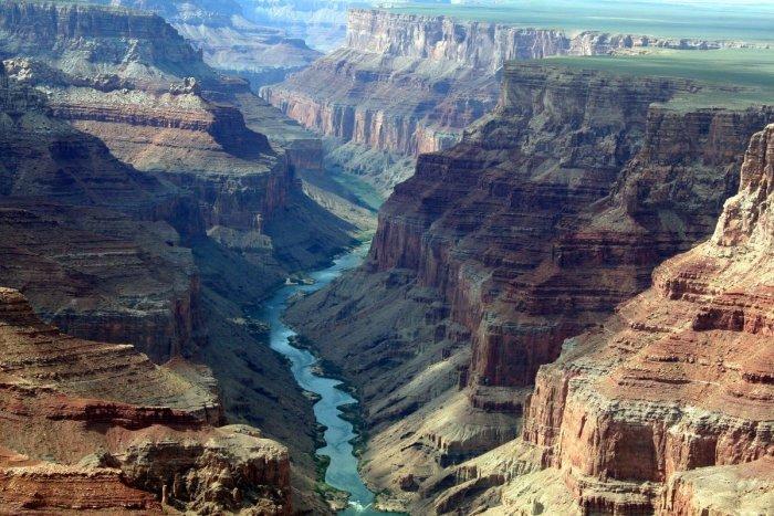 Большой каньон. / Фото: www.adventure-journal.com