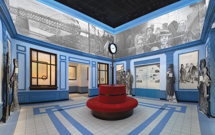 В Музее истории польских евреев. / Фото: www.culture.pl