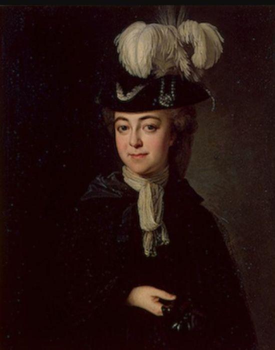 Алексей Бобринский, сын Екатерины II. / Фото: www.wikimedia.org