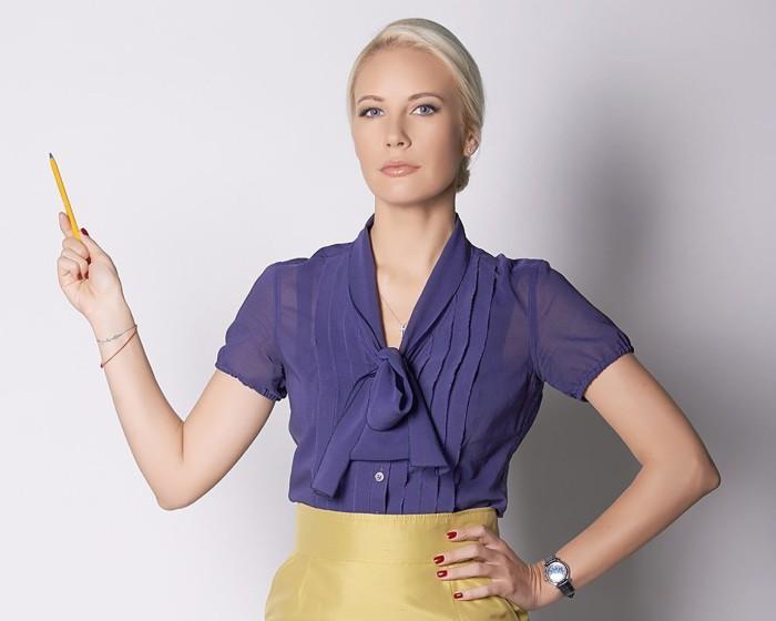 Елена Летучая. / Фото: www.woman.ru