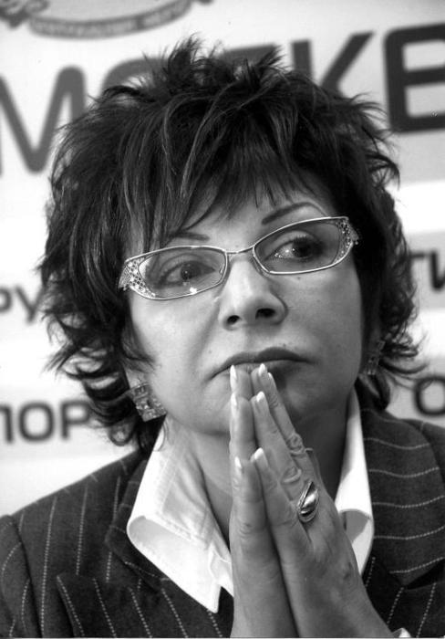 Роксана Бабаян. / Фото: www.rutlib2.com