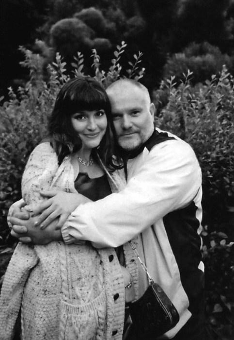 Анна Самохина и Евгений Фёдоров. / Фото: www.e-reading.club