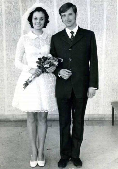 Любовь Полищук и Валерий Макаров. / Фото: www.pinimg.com