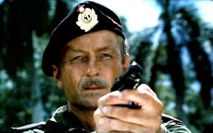 Михаил Ножкин, кадр из фильма «Одиночное плаванье». / Фото: www.kino-teatr.ru
