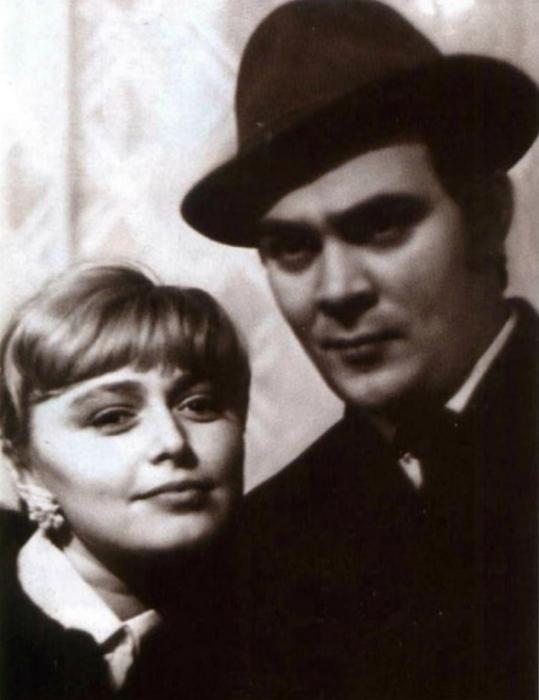 Муслим Магомаев и Мила Фиготина во Львове. / Фото: www.images-on-off.com