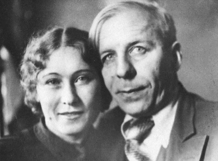 Ксения и Николай Асеевы. / Фото: www.moskvichmag.ru