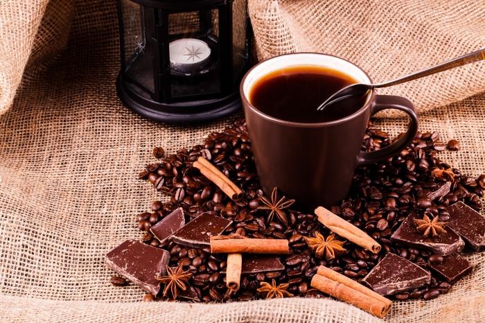 Горячий шоколад. / Фото: www.goodfon.com
