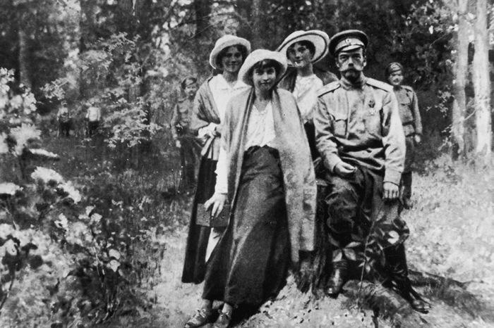 Царское Село, лето 1917 года. / Фото: www.choiz.me