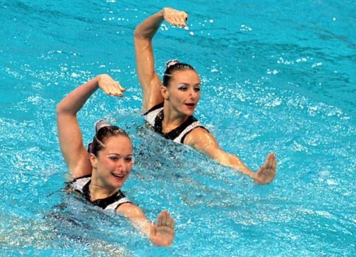 Мария Киселёва и Ольга Брусникина. / Фото: www.yandex.net