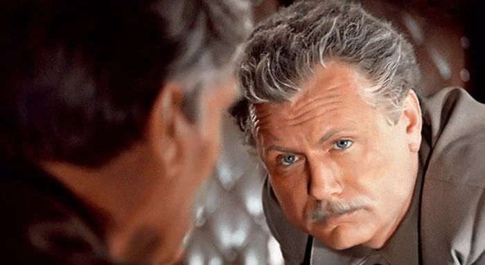 Юрий Смирнов, кадр из фильма «Вечный зов». / Фото: www.kino-teatr.ru
