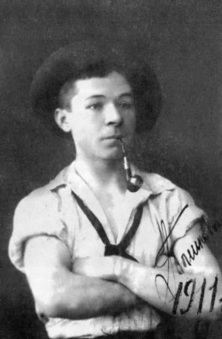Григорий Пиньковский. 1911 г. / Фото: www.googleusercontent.com