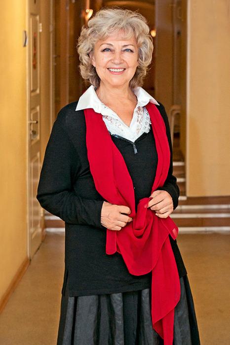 Валентина Панина. / Фото: www.7days.ru