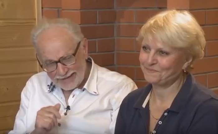 Эрнст Романов и Лейла Киракосян. / Фото: www.yutais.ru