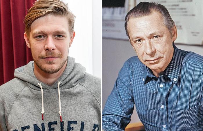 Никита и Олег Ефремовы.