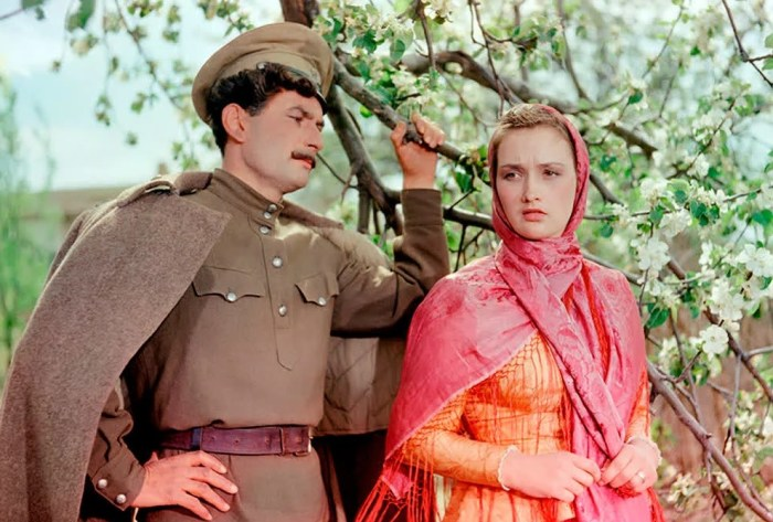 Кадр из фильма «Тихий Дон». / Фото: www.yandex.net