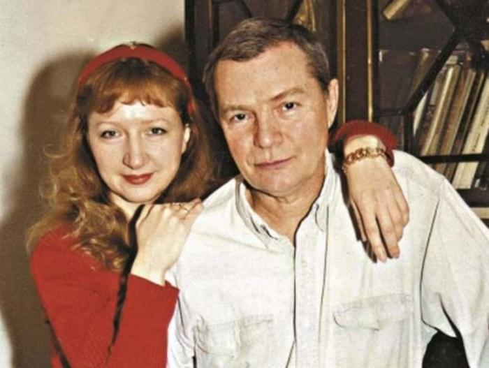 Лев Прыгунов с женой Ольгой. / Фото: www.yutais.ru