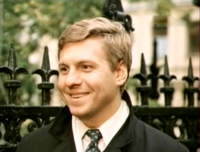 Сергей Паршин, кадр из фильма «Алый камень». / Фото: www.kino-teatr.ru