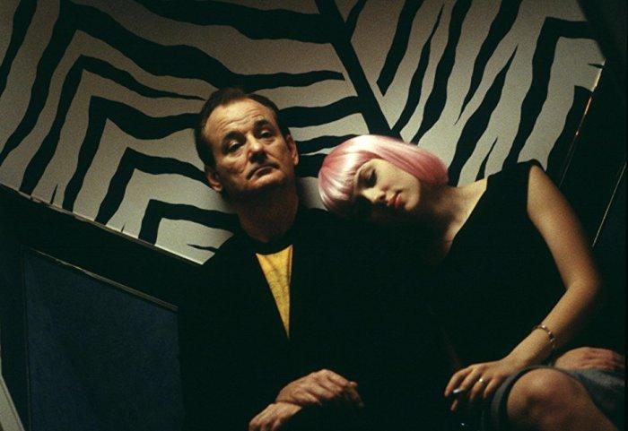 Кадр из фильма «Lost in Translation». / Фото: www.wannart.com