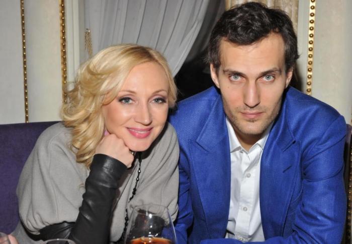 Кристина Орбакайте и Михаил Земцов. / Фото: www.monateka.com