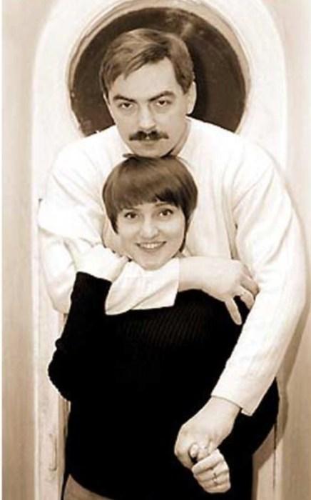 Инга Оболдина и Гарольд Стрелков. / Фото: www.stuki-druki.com