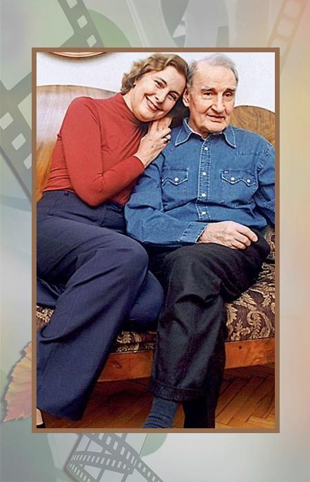 Валентин Ежов и Наталья Готовцева.