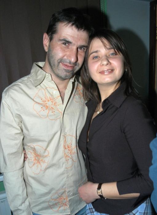 Евгений Гришковец и его Елена. / Фото: www.domashnyochag.ru