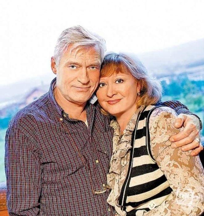 Борис Щербаков и Татьяна Бронзова. / Фото: www.yandex.net