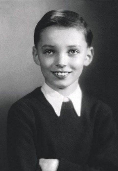 Карел Готт в детстве. / Фото: www.itogi.ru
