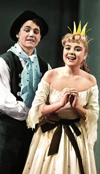 В спектакле «Голый король» Нина Дорошина была неподражаема. / Фото: www.kioskplus.ru