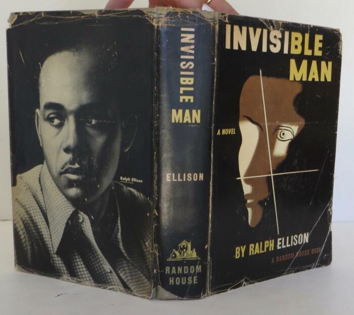Ральф Эллисон, «Человек-невидимка». / Фото: www.esnapup.com