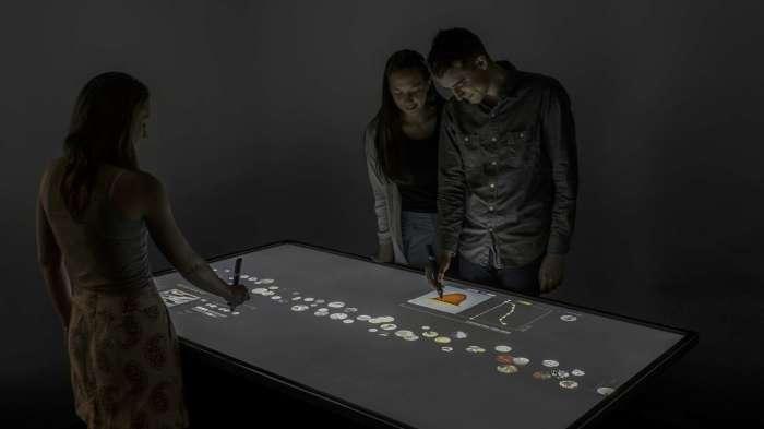 В Музее дизайна Купер-Хьюит. / Фото: www.themagazineantiques.com
