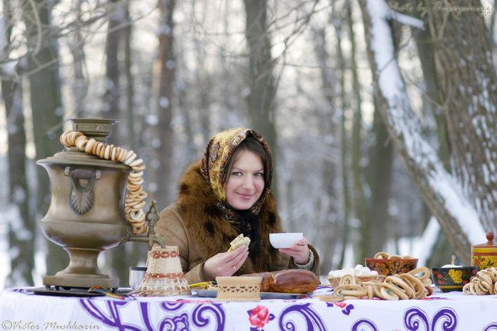 Любая трапеза обязательно должна заканчиваться чаепитием. / Фото: www.tea-terra.ru