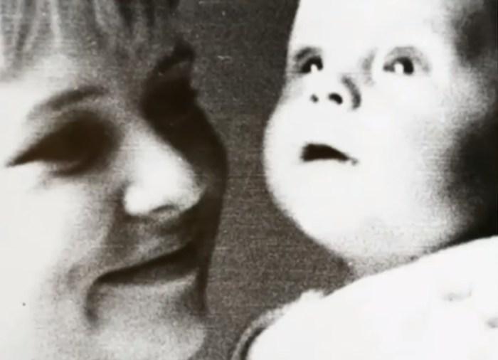 Евгения с сыном Владимиром. / Фото: www.russia.tv