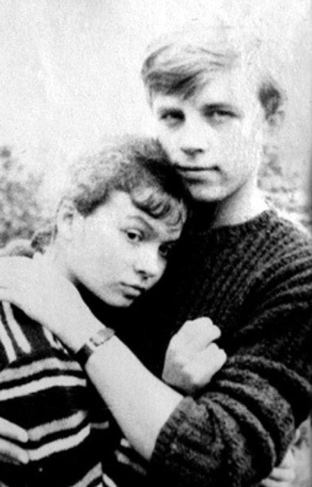 Наталья Рычагова и Алексей Инжеватов. / Фото: www.kino-teatr.ru