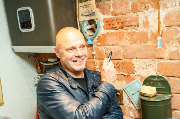 Алексей Кортнев. / Фото: www.likes.ru