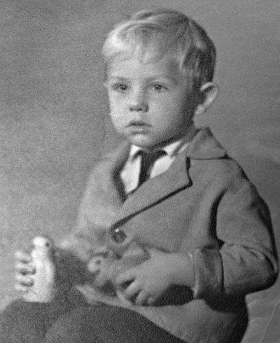 Андрей Соколов в детстве. / Фото: www.24smi.org